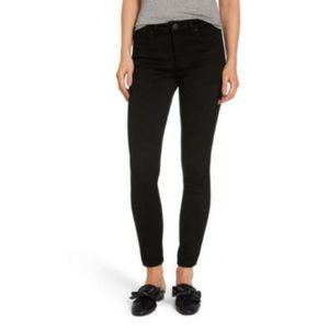 STS Blue Emma Black Skinny Ankle Jeans NWT